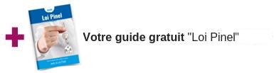 + Votre guide gratuit Loi Pinel 2018